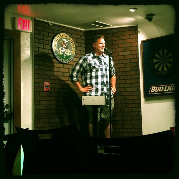 David Afflick Standup Comedy